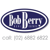 Bob Berry Real Estate Dubbo logo